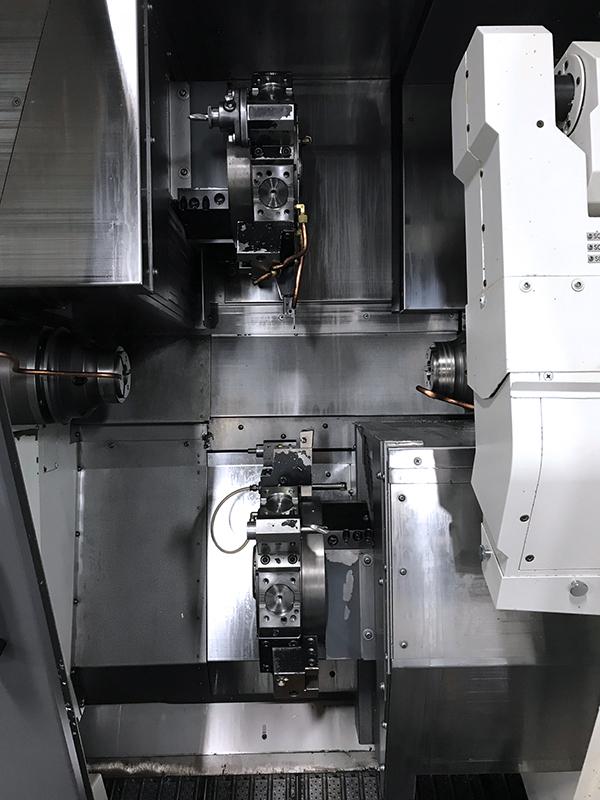 Used CNC Lathe Nakamura-Tome WT-100MMYB 2016