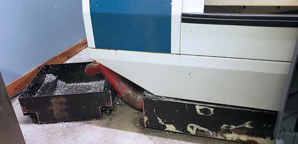 Used Vertical Machining Center Hurco VM1 2004