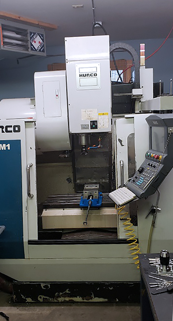 Used Vertical Machining Center Hurco VM1 2004