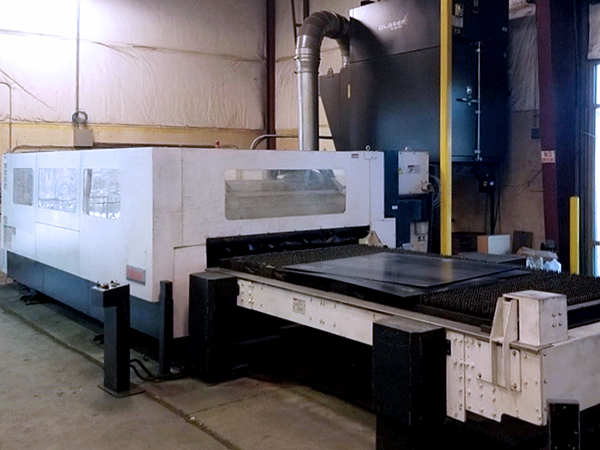 Used Laser Cutting Machine Mazak Hyper Gear 510 2009