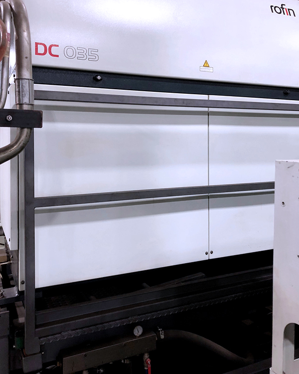 Used Laser Cutting Machine BLM Adige LT8 2014