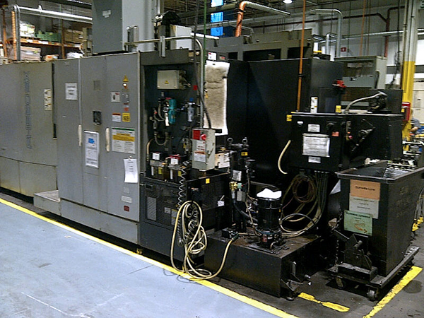 Used Horizontal Machining Center Toyoda FH550SX 2005