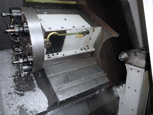 Used CNC Turning Center Haas SL-30T 2000