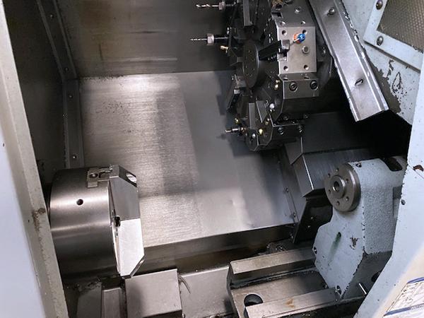 Used CNC Turning Center Haas SL-10BB 2009