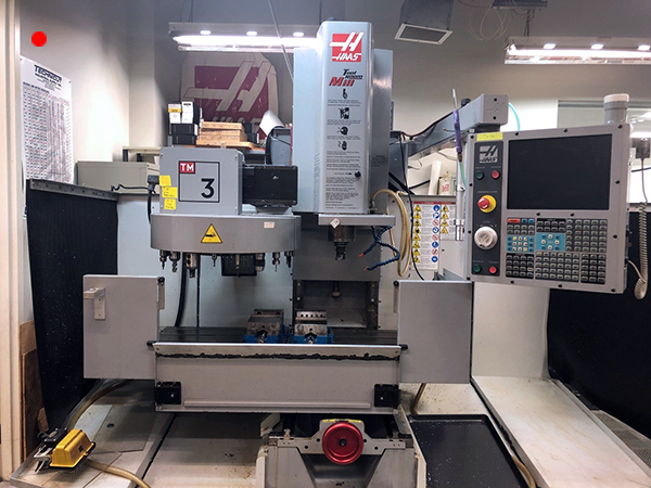 Used Vertical Machining Center Haas TM-3 2008