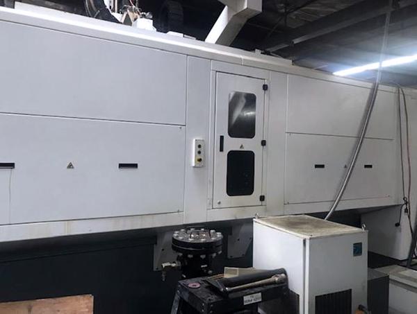 Used Vertical Machining Center Cincinnati FTV5-2500 2006