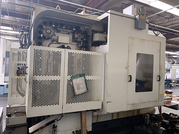 Used Horizontal Machining Center Kitamura MyCenter H500C 1999