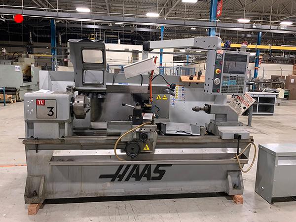 Used CNC Lathe Haas TL-3 2008