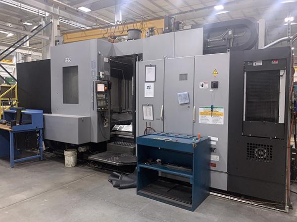 Used Horizontal Machining Center Toyoda FA-800S