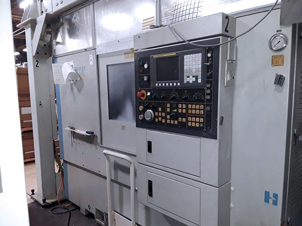 Used CNC Turning Center Hardinge GS51 2012