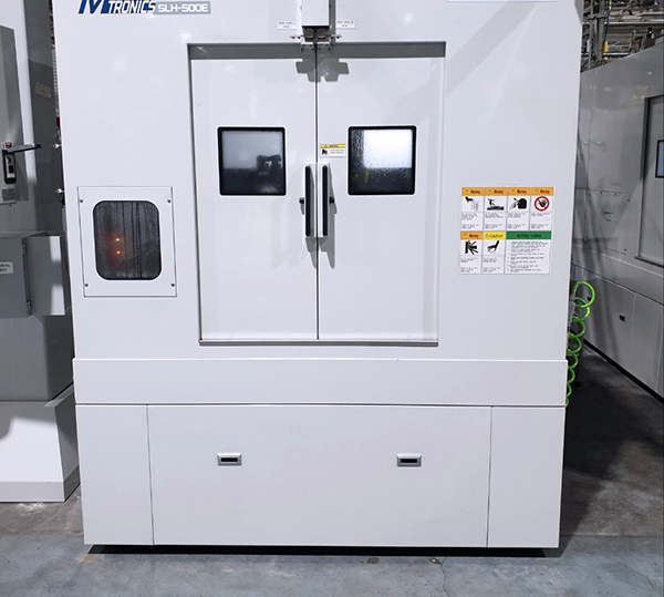 Used Horizontal Machining Center Hyundai SLH-500E-FRB 2017