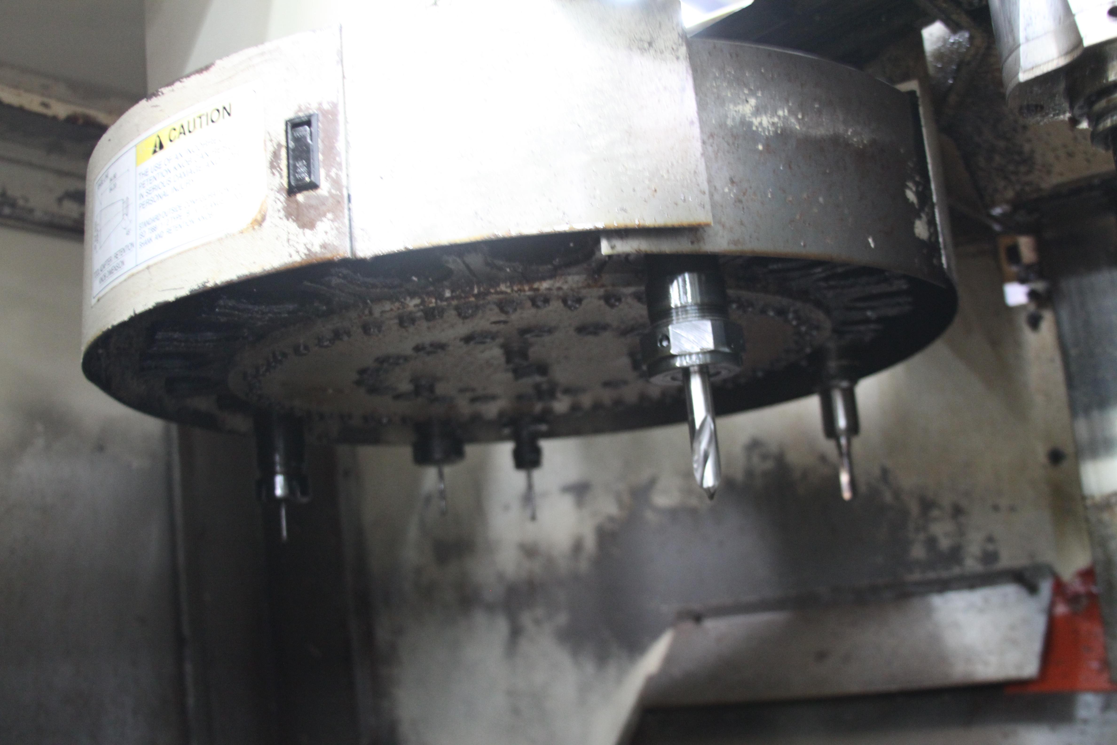 Used Vertical Machining Center Okuma Cadet V4020 1996