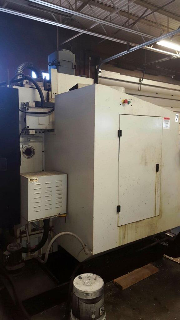 Used Vertical Machining Center Hurco BMC4020 1998