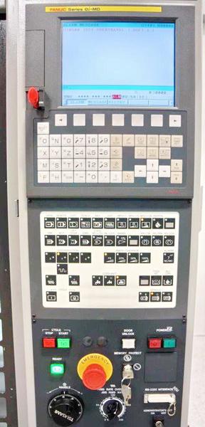 Used Vertical Machining Center Tsugami VA1-II 2014