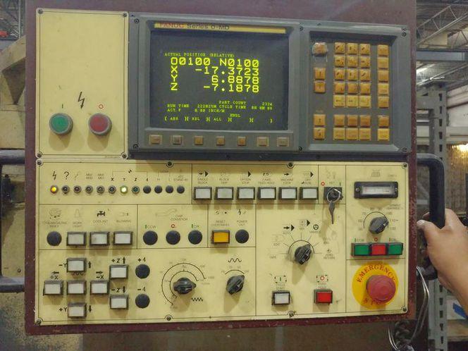 Used Vertical Machining Center Chevalier 2040HBB 1998