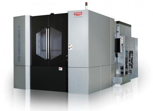 Used Horizontal Machining Center Toyoda FA800S 2015