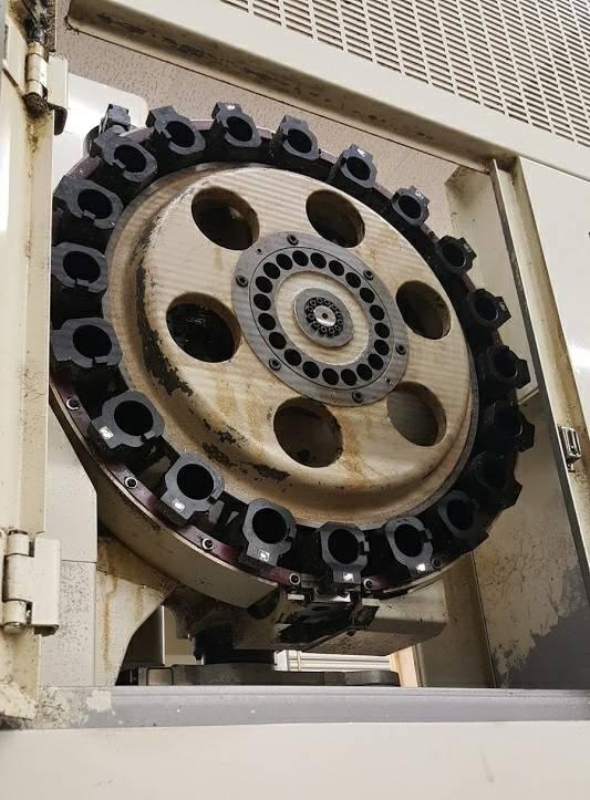 Used Vertical Machining Center Okuma MX-45VA 1996