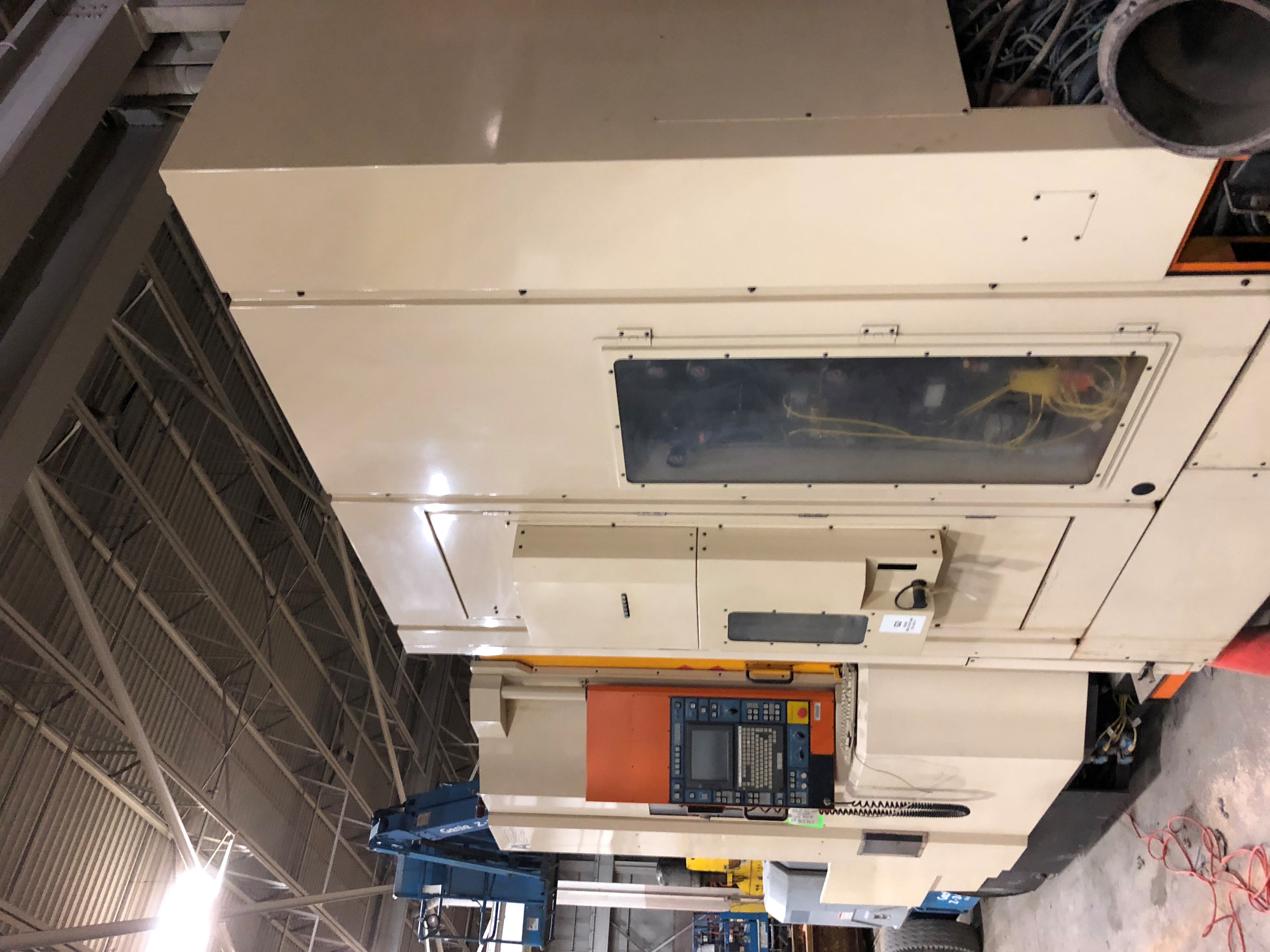 Used Horizontal Machining Center Makino A88 2000