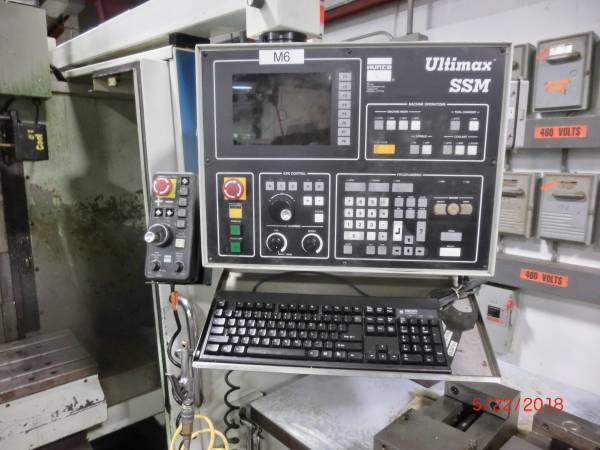 Used Vertical Machining Center Hurco BMC 2416 2000