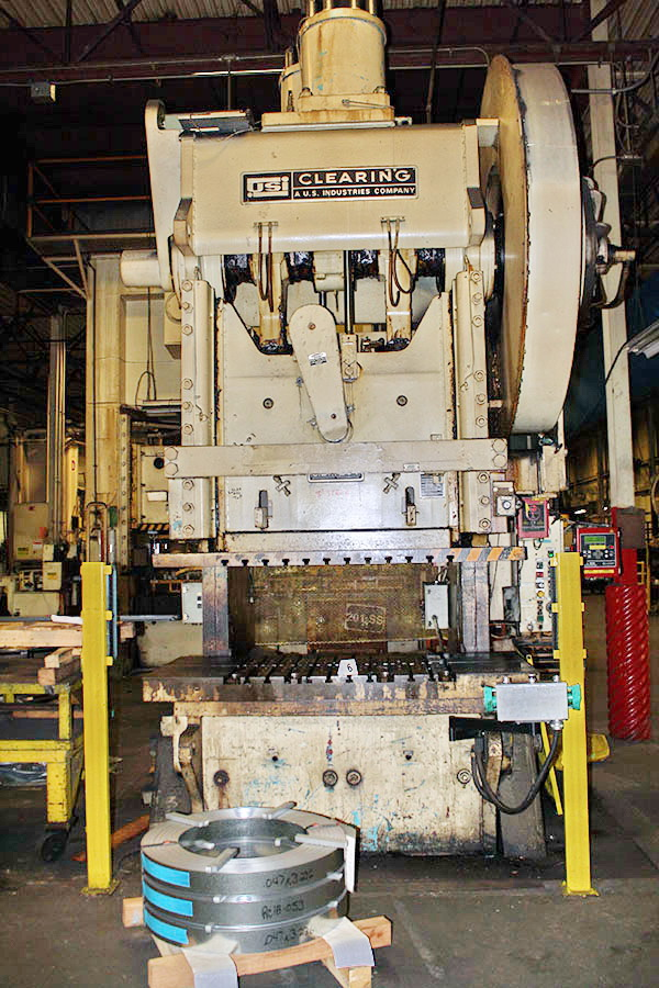 Used OBI Press Clearing 200P 1955