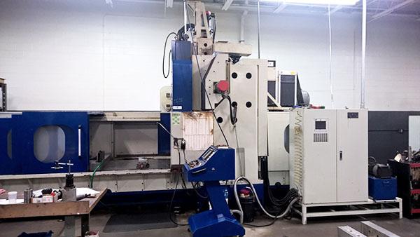 Used Vertical Machining Center Johnford DMC 2100 2000