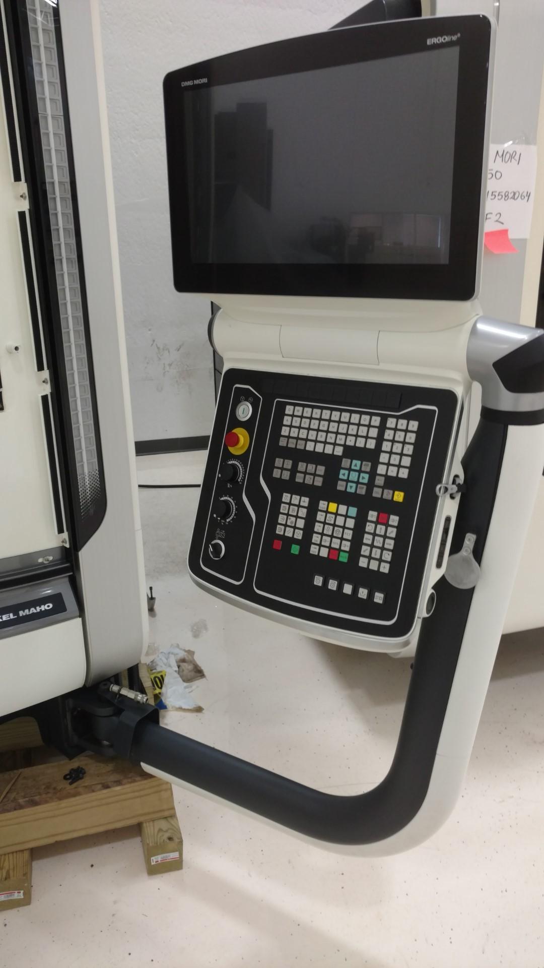 Used Vertical Machining Center DMG DMU 60 EVO 2014