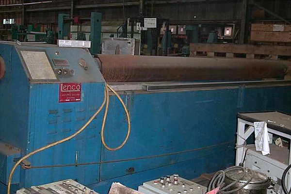 Used Bending Roll LENCO H1212 1989