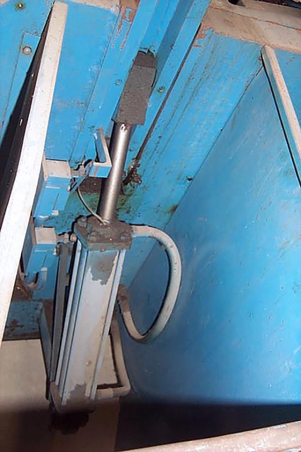Used Bending Roll LENCO H1212 1989