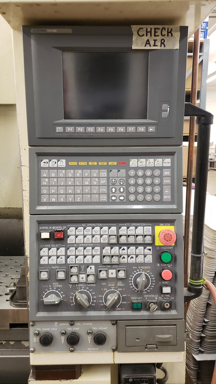 Used Vertical Machining Center Okuma MX-45VAE 1999
