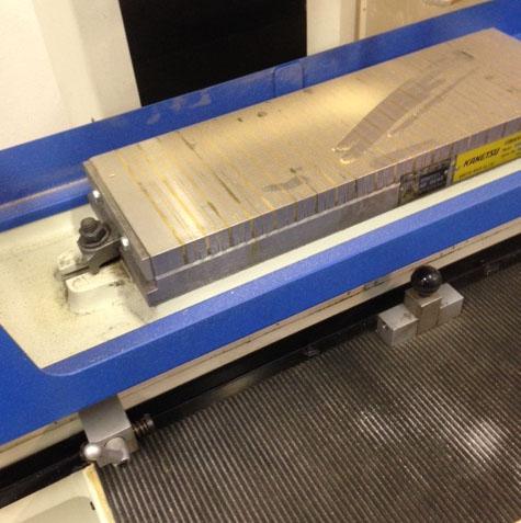 Used Surface Grinders Supertec STP-618 2010