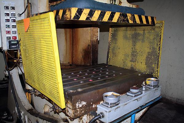Used OBI Press Clearing 110 1955