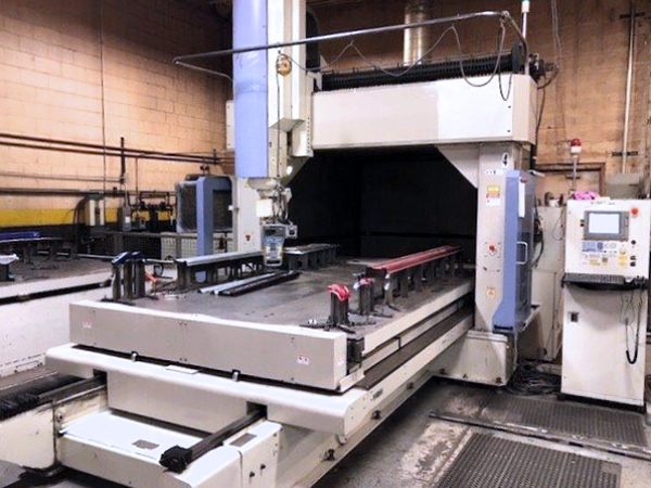Used Laser Cutting Machine Mitsubishi ML3122 VZ1 2005