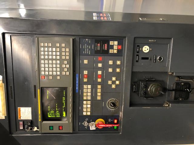 Used Horizontal Machining Center Mori Seiki MH-63 1995