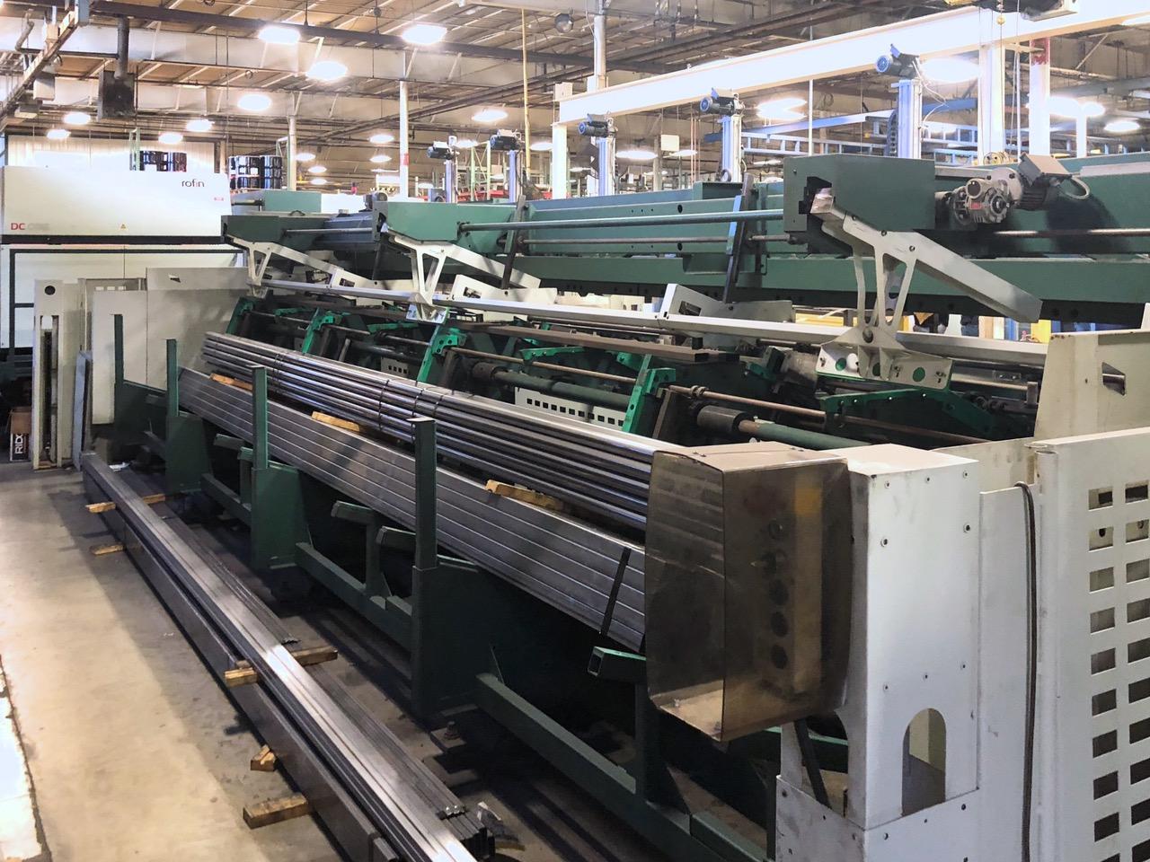 Used Laser Cutting Machine BLM Adige LT8 2008
