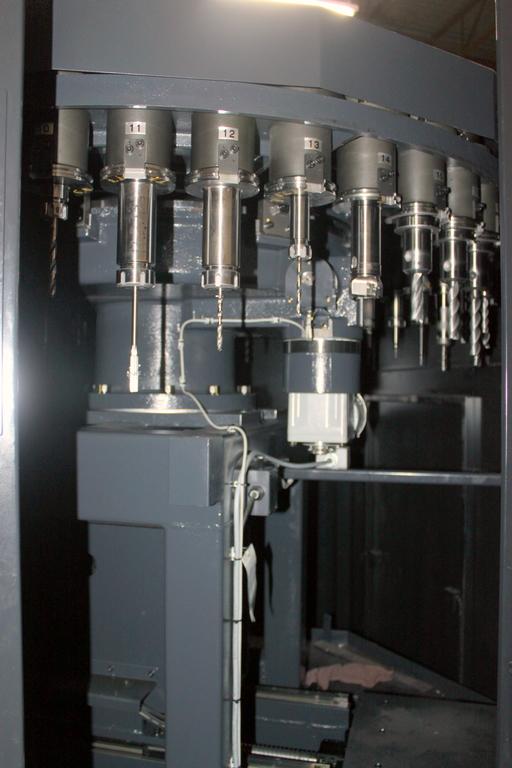 Used 5 Axis Machining Center OKK KCV800-5AX 2015
