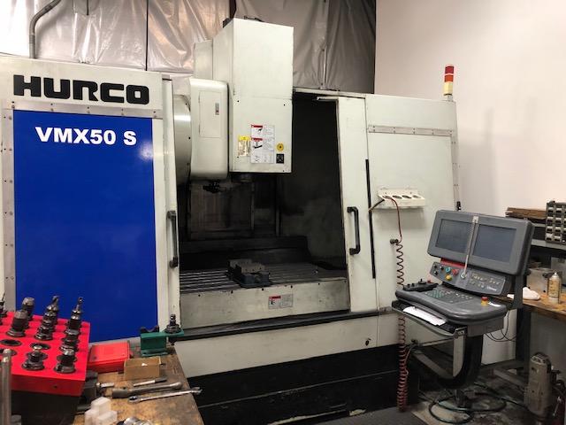 Used Vertical Machining Center Hurco VMX50 S 2002
