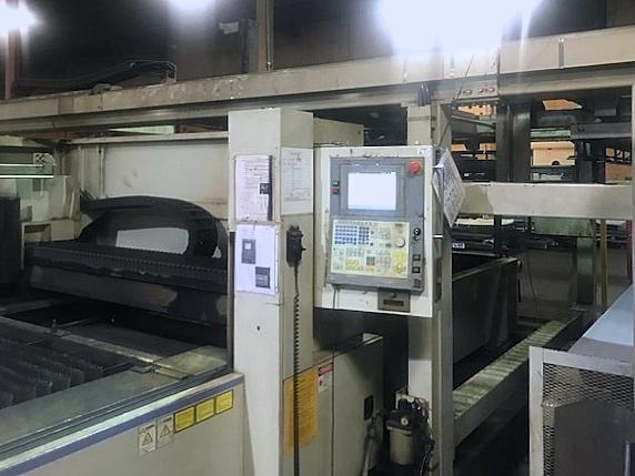Used Laser Cutting Machine Mitsubishi ML3015 LVP(S) 2007