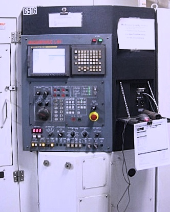 Used Laser Cutting Machine Mazak Space Gear 510MKII 2006