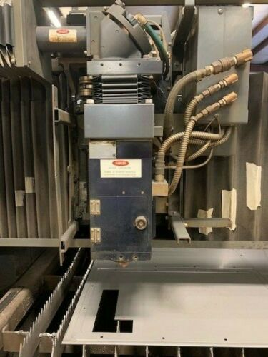 Used Laser Cutting Machine Mitsubishi ML3015eX Plus 35CF-R 2012