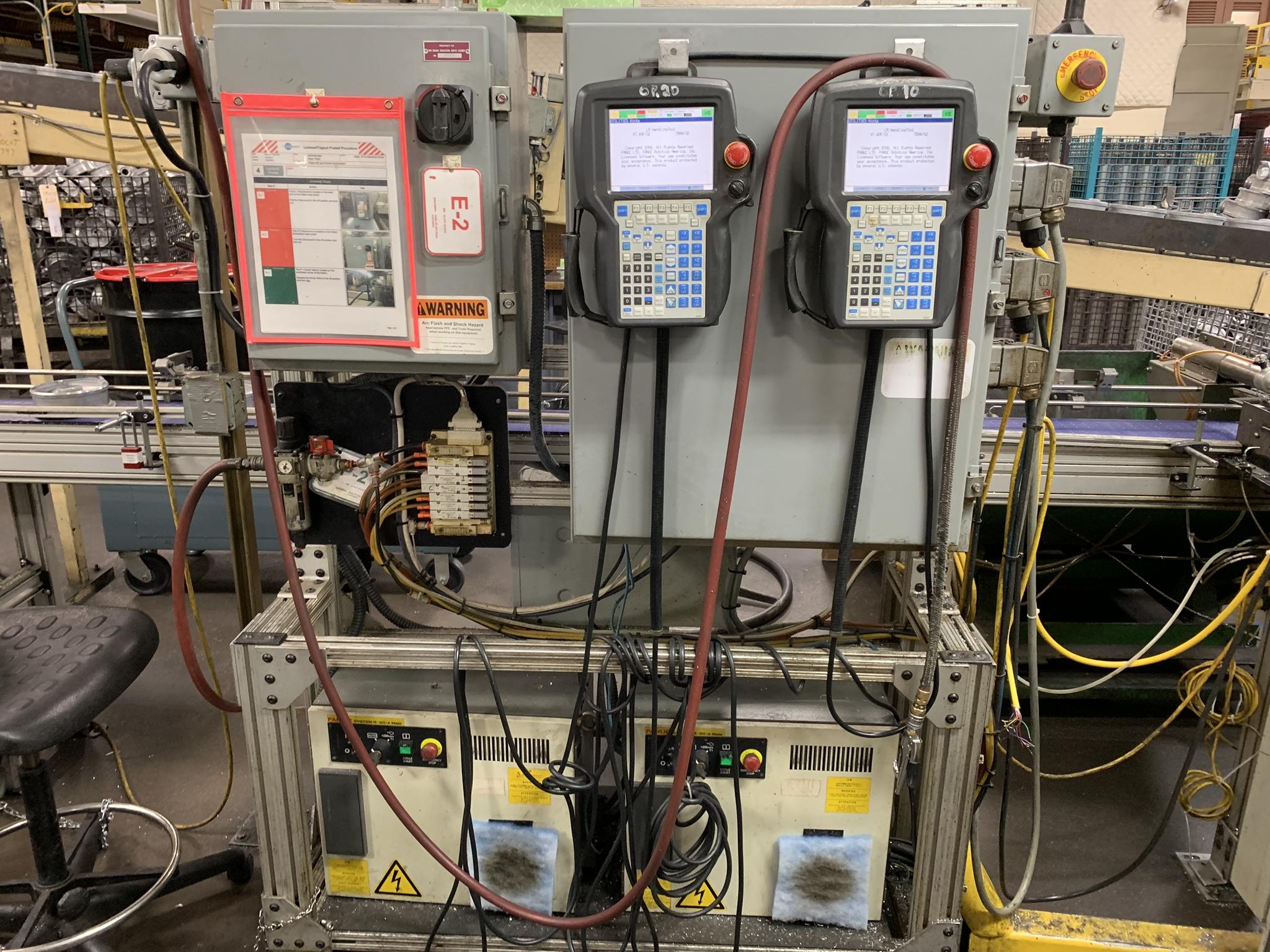 Used CNC Multi-Spindle Lathe Kitako MT4-200 2006