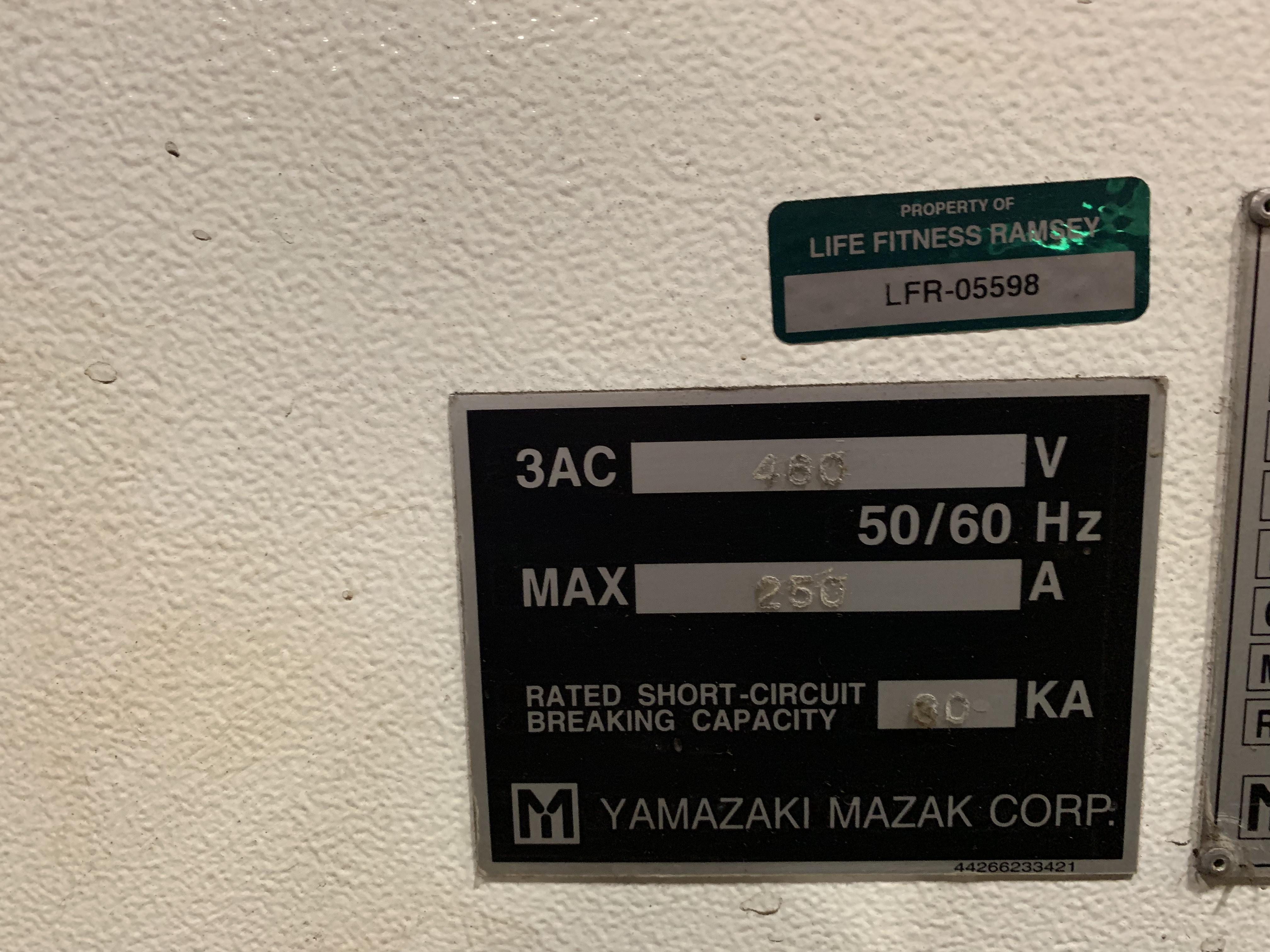 Used Laser Cutting Machine Mazak Optiplex Nexus 3015 2014