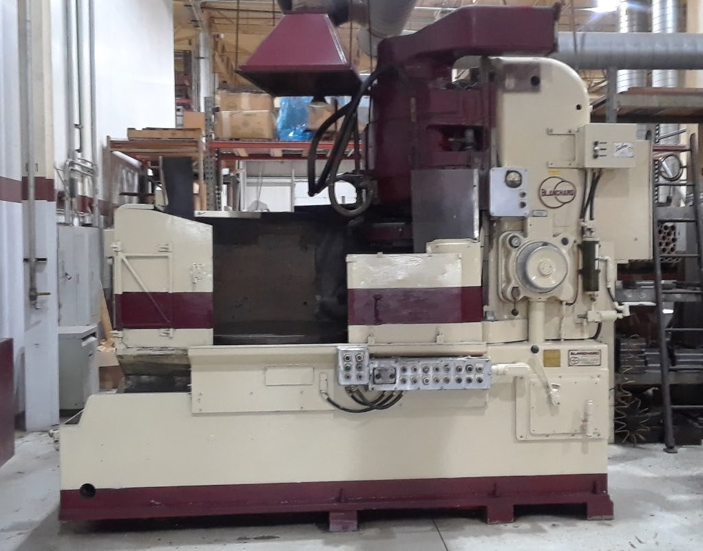 Used Surface Grinders Blanchard 22-CD-42 1973
