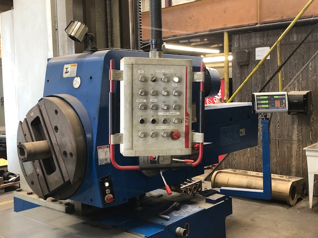 Used Horizontal Boring Mill Knuth BO130 2014