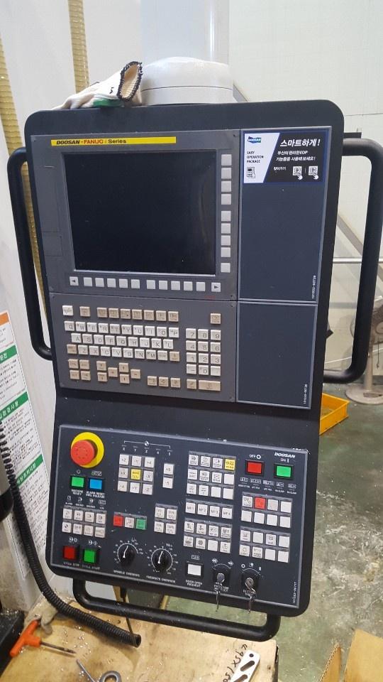 Used Vertical Machining Center Doosan Mynx 9500 2018