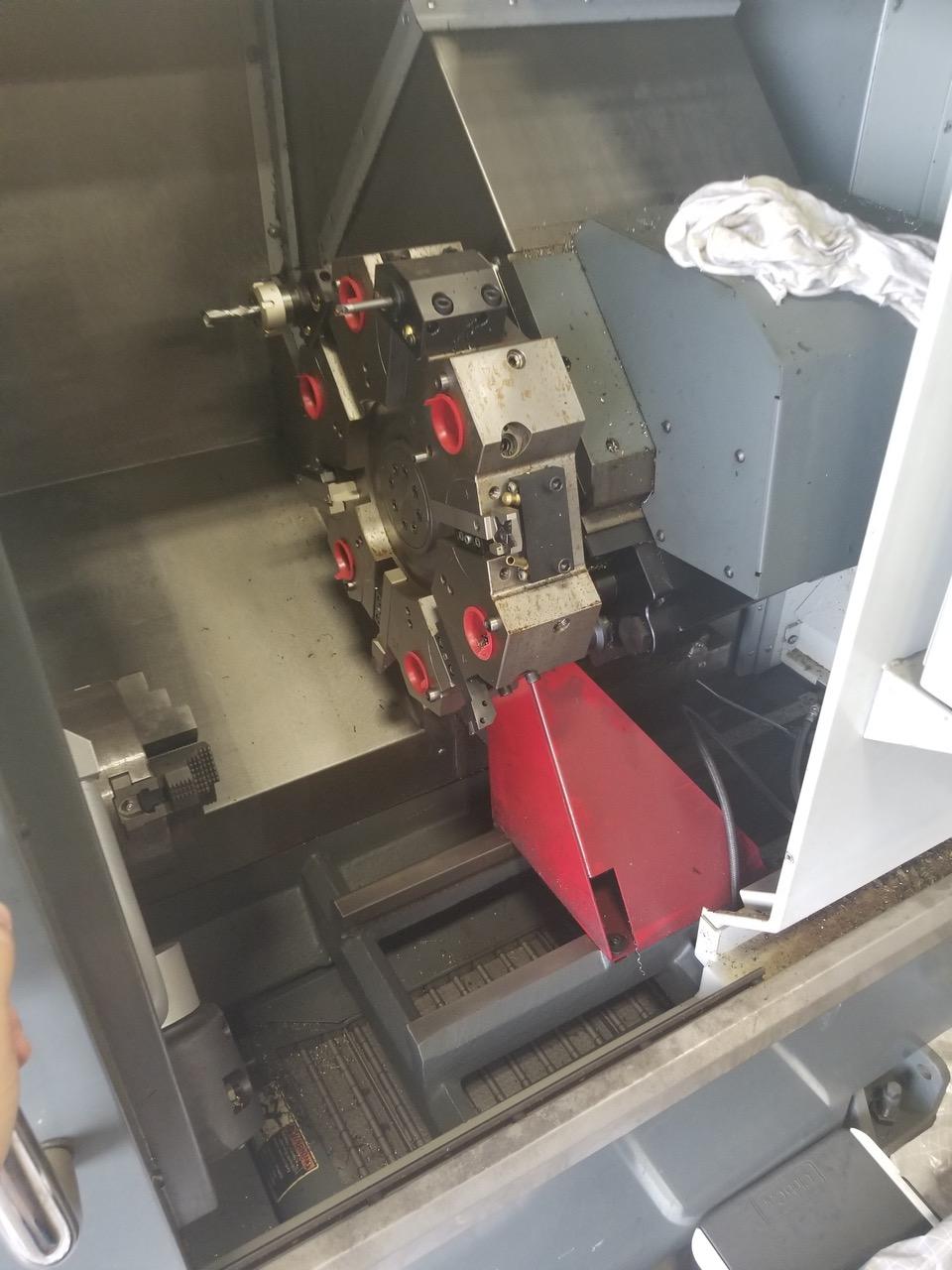 Used CNC Lathe Haas ST-10Y 2016