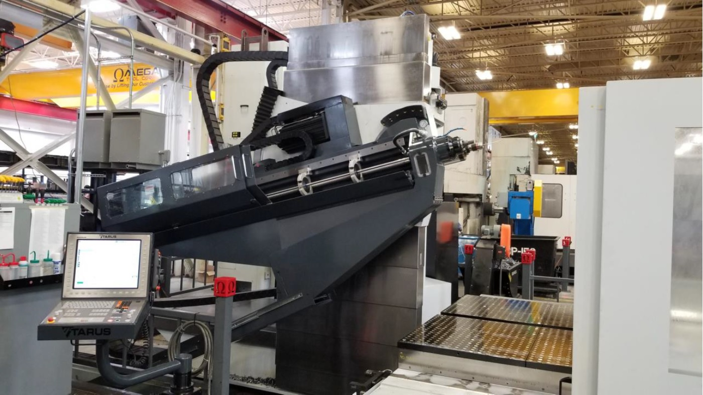 Used 5 Axis Machining Center Tarus DHDM 2018
