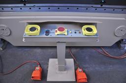Used Hydraulic Press Brake Cincinnati 135FM II 1991