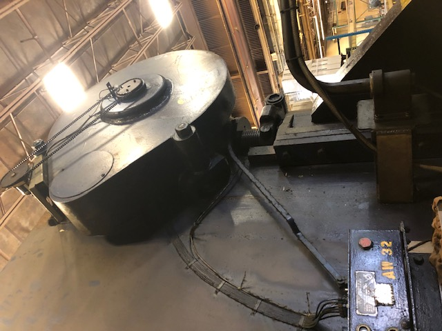 Used Mechanical Press Brake  Cincinnati 21 x 11 1975
