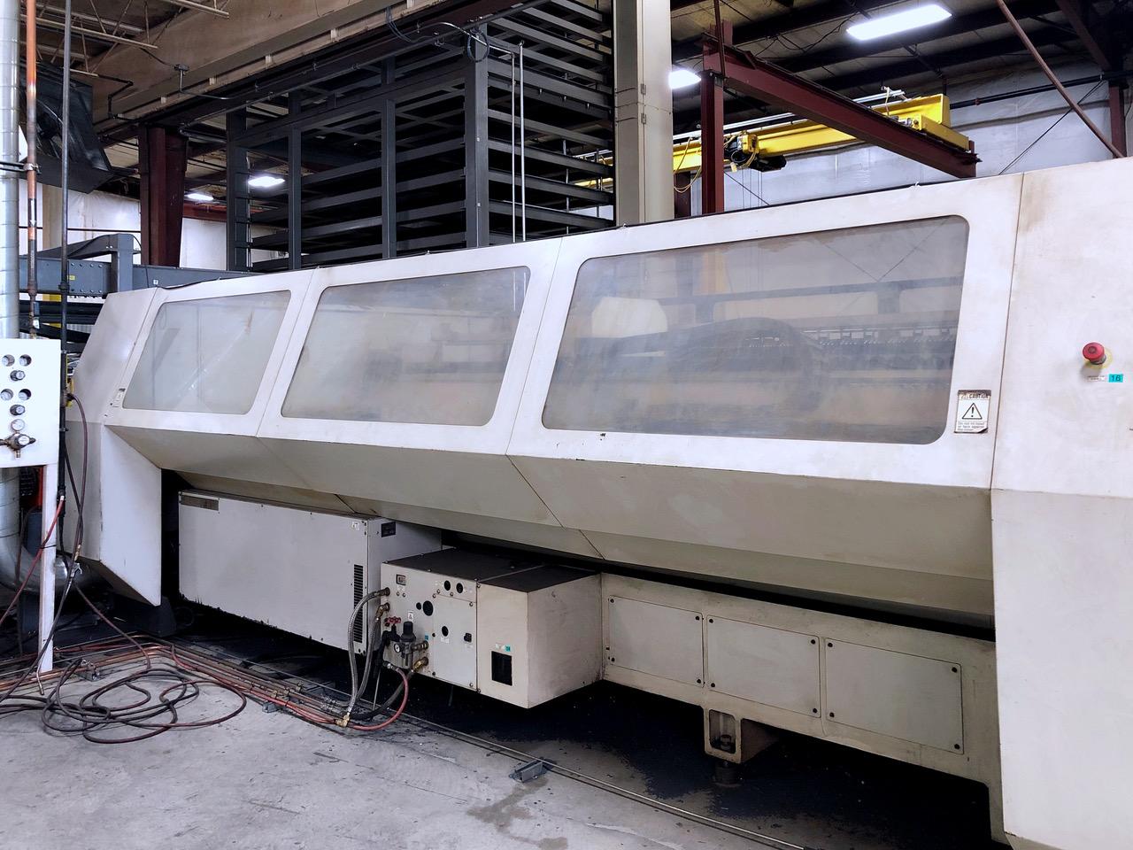 Used Laser Cutting Machine Mitsubishi ML3718 LVP 2002
