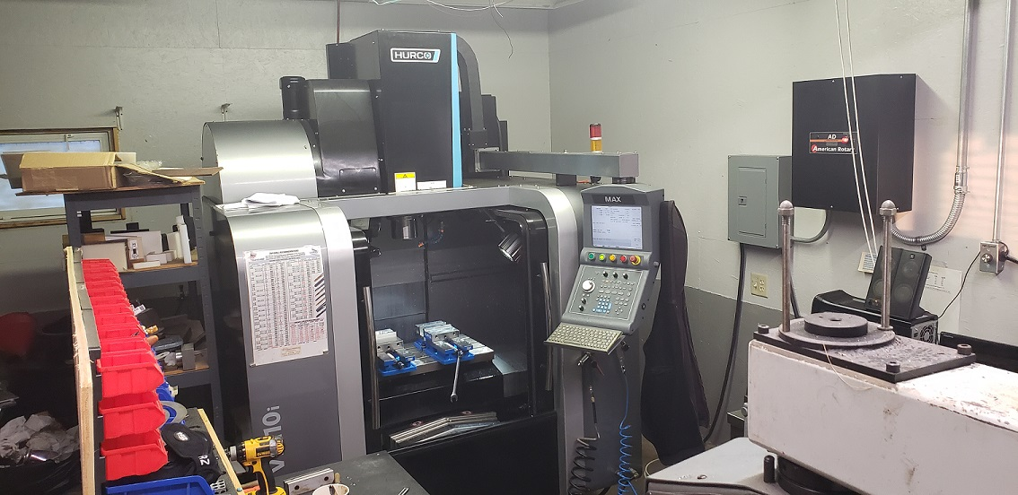 Used Vertical Machining Center Hurco VM10i 2013